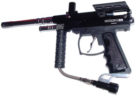 Icon X Paintball Gun